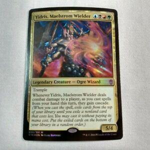 MTG-Yidris-Maelstrom-Wielder-FOIL-Commander-2016-NM-Magic-the-Gathering-CCG-TCG