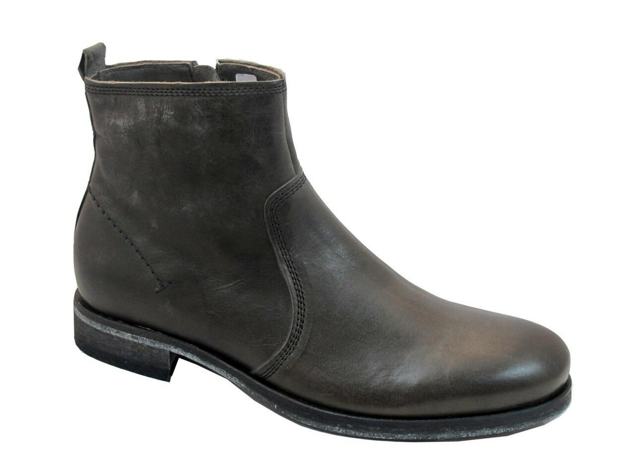 BASS EAGLE MEN'S DARK GREY WOOL INSULATED BOOTS $160.