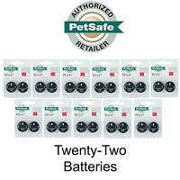 Petsafe Rfa-67d-11 Batteries 6 Volt 11-package Of 2 Batteries Total 22 Batteries