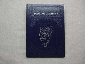 1984 LAINGSBURG HIGH SCHOOL YEARBOOK LAINGSBURG MI
