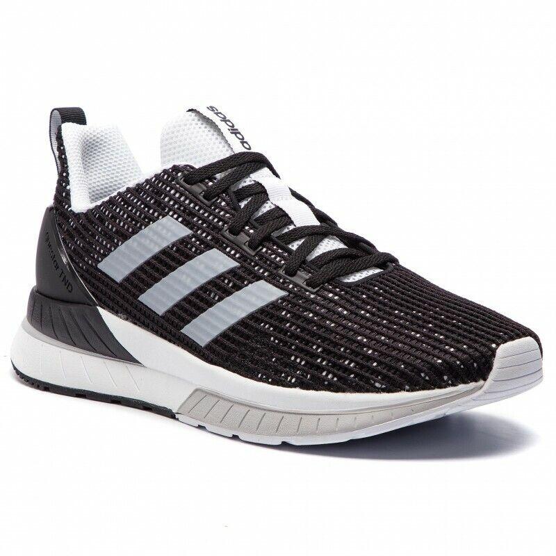 ADIDAS Questar TND f34968 Da Uomo Scarpe da Ginnastica Sport scarpe da ginnastica Nero Top Hit