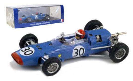 Spark sf056 Matra Ms1 Winner Montlhery F3 1965-J P jaussaud 1 43 Escala