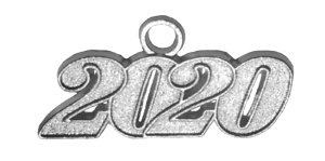 Graduation Tassels 2020.Details About Graduation Tassel Charm 2020 Silver