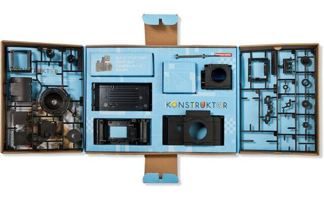 Lomography Konstruktor F DIY SLR Kit 35mm Film Camera | eBay