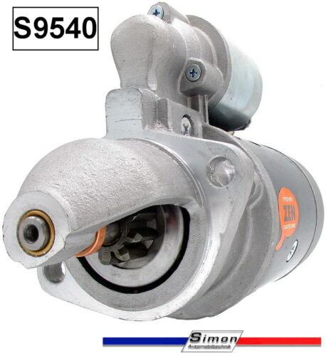 Démarreur Pour Bosch Fendt ejd1 8//12r113 EJD 1,8//12r78 EJD 1,8//12r110 Starter