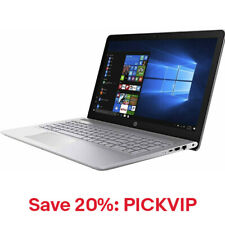 "HP 15-DY1032WM 15.6"" HD Touchscreen i3-1005G1 1.2GHz Intel UHD 8GB,20%: PICKVIP"