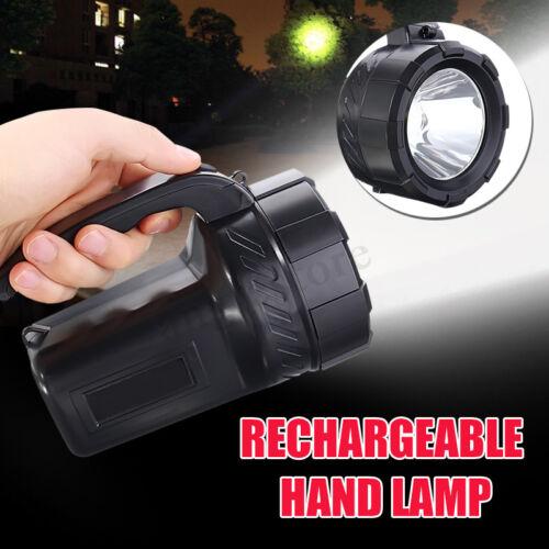 10W LED Scheinwerfer Taschenlampe Handscheinwerfer Akku-Handlampe Standlampe