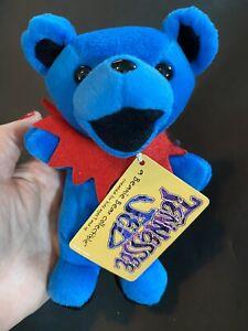 Grateful Dead TENNESSEE JED Plush Bear Beanie Baby - 6/27/87 - ALPINE VALLEY