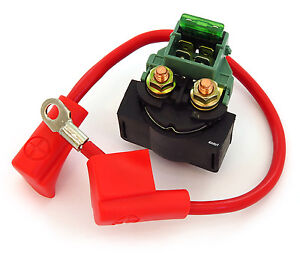 80 39 s honda 39 s starter solenoid with fuse wire cb650 750. Black Bedroom Furniture Sets. Home Design Ideas