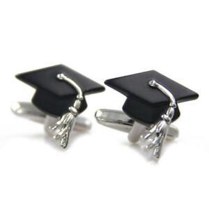 Gemelos De Graduación Personalizado Grabado Regalo De Graduación