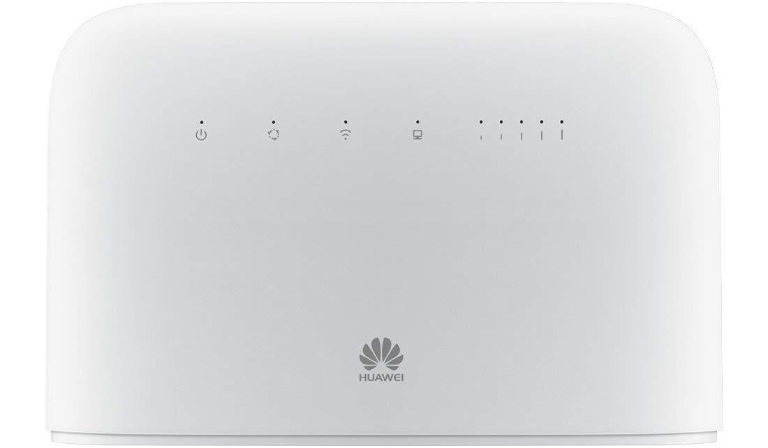 3CA LTE LTE-A Cat/égorie 9 Gigabit WiFi AC 2 x SMA pour antenne Externe Huawei B715s-23c Blanc Routeur 4G+
