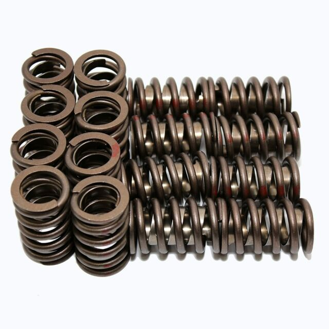 "SBC 350 400 Small Block Chevy 1.26"" HP Valve Springs Max .600"" Lift Complete Set"