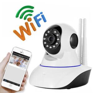 wireless Wifi HD 720P IP Camera IR Night Vision Two Way Audio baby monitor PTZ