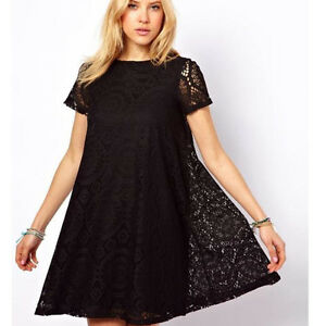 Summer-Women-Floral-Lace-Short-Sleeve-Cocktail-Evening-Party-Casual-Mini-Dress