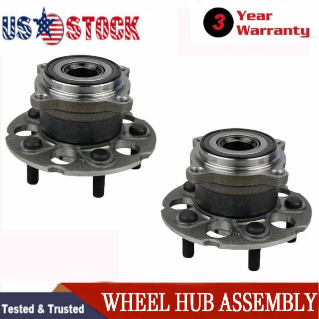 2007 2008 2009 2010 2011 Honda CR-V Acura RDX Rear Wheel