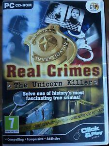 Real-Crimes-The-Unicorn-Killer-PC-Windows-2010-Envoi-Gratuit-A11