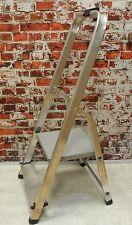 Haushaltsleiter Aluminium Leiter Trittleiter Stehleiter 2 Trittleiter 0,4 O
