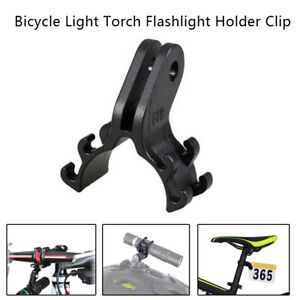 GUB-Bike-Bicycle-Flashlight-Holder-Torch-Mount-Bracket-Clip-Clamp-For-CamerOPFR