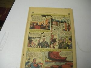 Action-Comics-148-Sept-1950-Coverless-and-Incomplete-Superman-Story