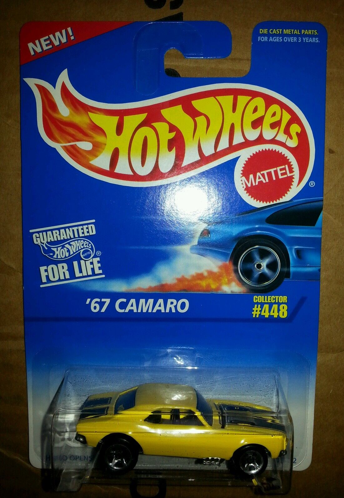 Hot wheels 1967 chevrolet camaro camaro camaro 124ef0