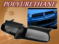 For 04-05 Subaru Impreza Wrx Sti Upper Front Hood Grille Grill Polyurethane Pu