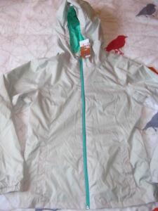 Étiquette 14 Ans Quechua Imperméable Coupe Vent Décathlon Neuf Rj4L5A