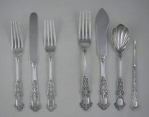 Sterling-Whiting-ALHAMBRA-flatware-grouping-7-pcs-set-1880