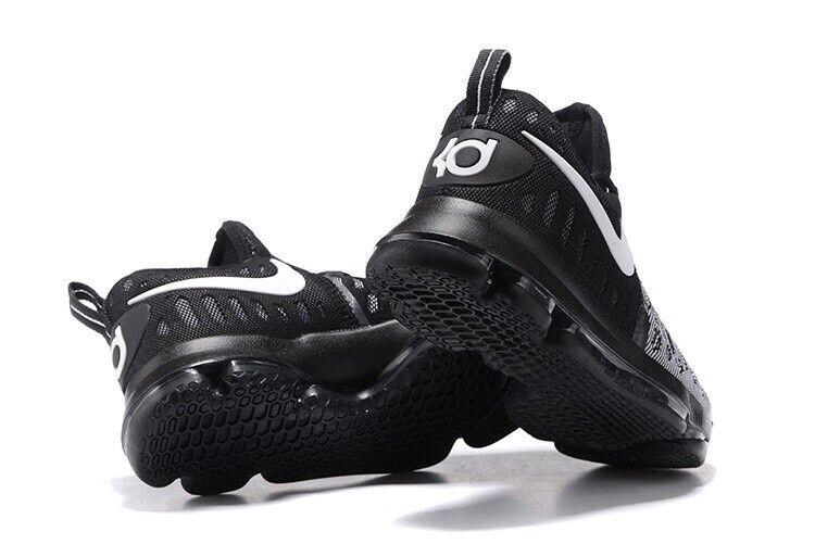 Nike Zoom KD 9 Mic Drop Oreo Oreo Oreo Black White 10 Durant Basketball shoes 843392-010 c6462b