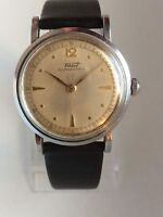 Vintage Tissot Automatic Cal 28.5 Steel Men's Watch on Strap