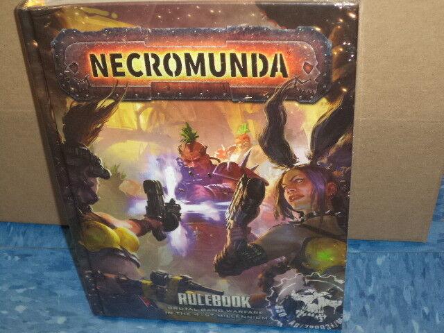 Necromunda  normativa-Necromunda Warhammer 40k 40,000 Juegos Taller  nuevo