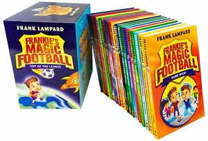 Frankies-Magic-Football-Top-Of-The-League-20-Books-Box-Set-By-Frank-Lampard-New