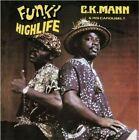 C. K. Mann and His Carousel 7 - Funky Highlife CD Mr Bongo