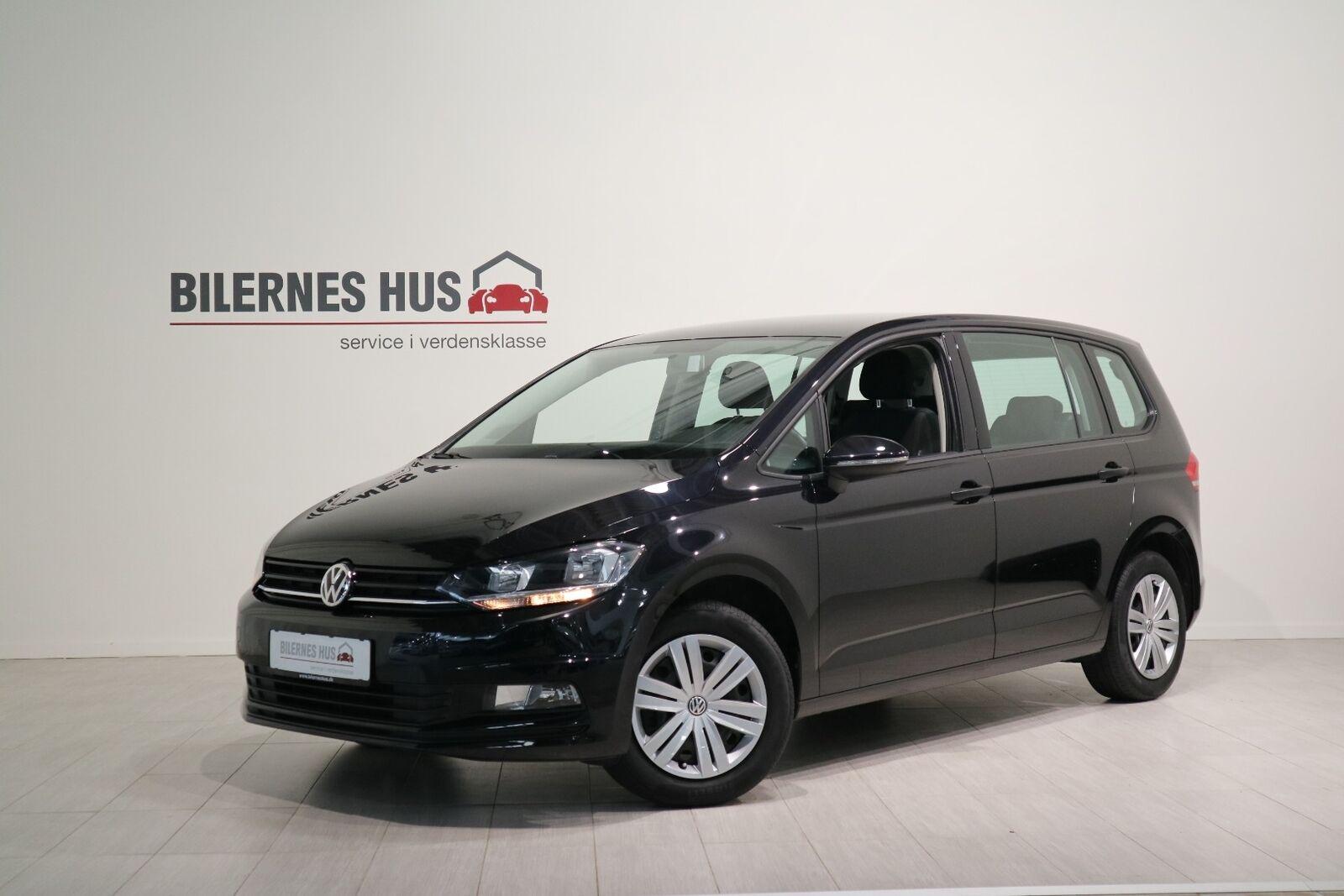 VW Touran 1,2 TSi 110 Trendline 7prs 5d - 228.880 kr.