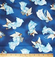 Angels Fabric By Yard A Good Place Cotton Yard Quilt Sew