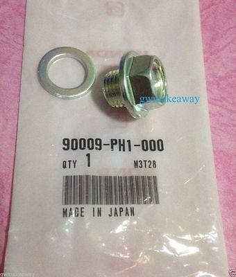 Honda Civic Accord OEM Engine Parts-oil Pan Drain Plug Washer 14mm 90009-PH1-000