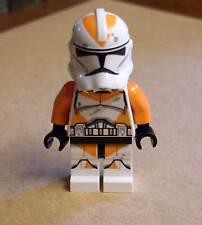 Lego Star Wars 212th Battalion Clone Trooper Figur ( 75036 ) orange weiss Neu