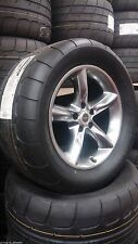 New Set of 2 Toyo Proxes TQ Drag 345-40-17 Tire For Dodge Challenger Viper