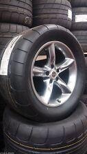 Toyo Proxes TQ Drag 345-40-17 Tire Dodge Challenger Viper ( 2 Tires & Wheels )