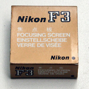 Nikon-F3-Focusing-Screen-Type-D