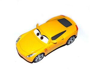 Disney Pixar Movie Cars 3 Diecast Cruz Ramirez 1 55 Loose Toy Car Ebay