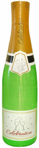 Geburtstag Wein Party Giant Aufblasbar Champagnerflasche 180cm