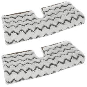 1 microfibre compatible pads pour hotmop 3000 Nettoyeur Vapeur Mop 1 corail