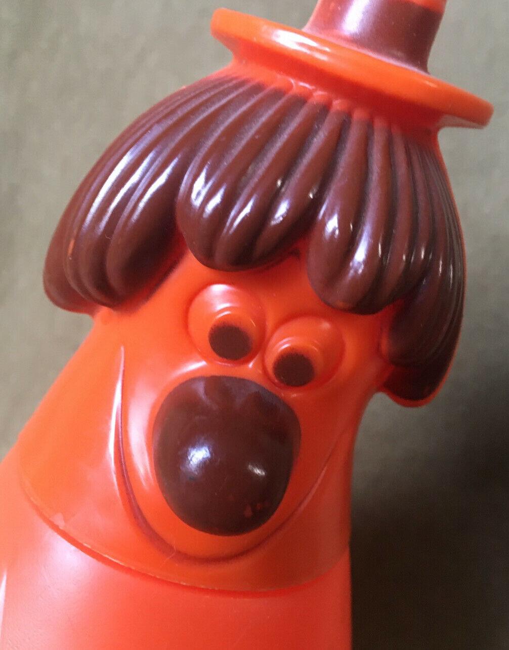 Vintage Puddin Head Shake-A-Pudding Jello Pudding AdGrünising Figure 1960's