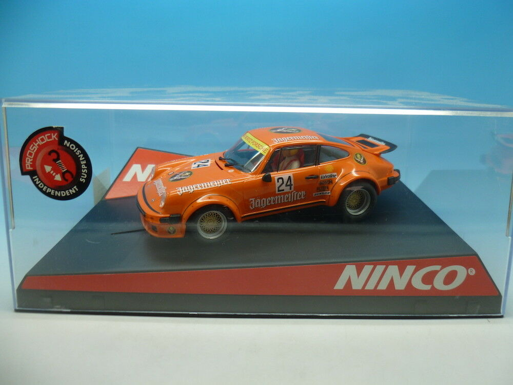 Ninco 50333 Porsche 934 Jagermeister, mint unused