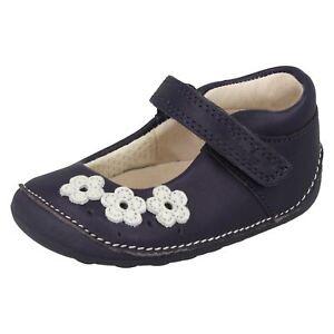 Little Navy Darcy Shoes Niñas Casual azul Clarks First YO4ZI