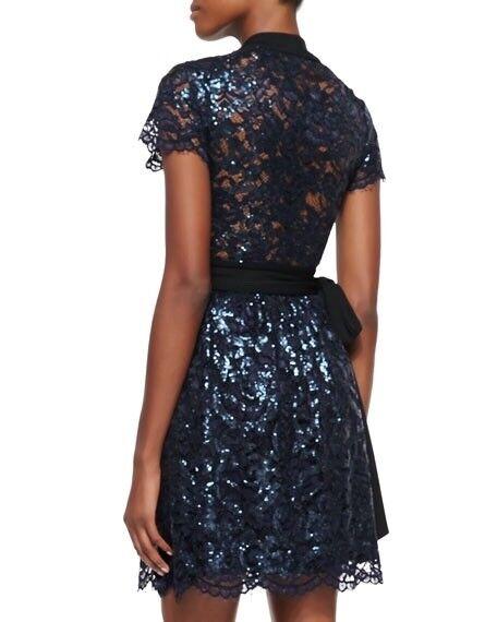 DVF Wrap dress size 6 6 6 6067ce