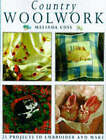 Country Woolwork: 25 Projects to Embroider and Make by Melinda Coss (Hardback, 1997)