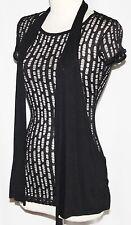 M Gothic SteamPunk Emo Boho Goth Gypsy Hippie Grunge Ladies Tee Shirt Blouse Top