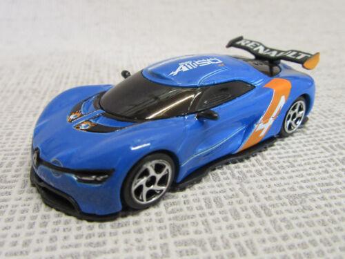 C6 Majorette® Modellauto Racing Scale ca.1//63 Renault Alpine ZAR ohne OVP