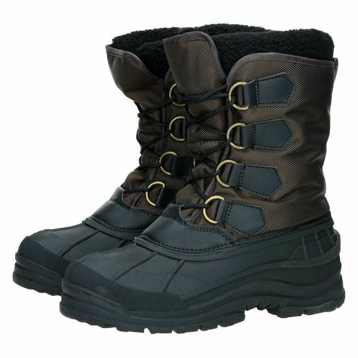 Brandit 9011.6 Highland Weather Extreme THERMAL Cold Ice Snow Winter Boots Brown